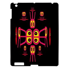 Alphabet Shirt R N R Apple Ipad 3/4 Hardshell Case