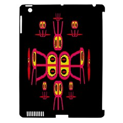 Alphabet Shirt R N R Apple Ipad 3/4 Hardshell Case (compatible With Smart Cover)