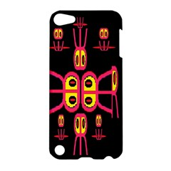 Alphabet Shirt R N R Apple iPod Touch 5 Hardshell Case