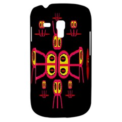 Alphabet Shirt R N R Samsung Galaxy S3 Mini I8190 Hardshell Case
