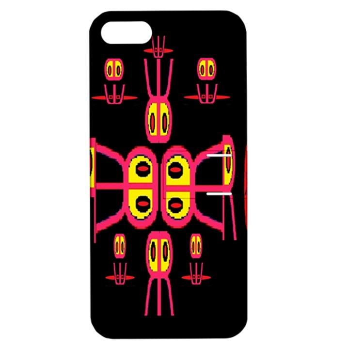 Alphabet Shirt R N R Apple iPhone 5 Hardshell Case with Stand