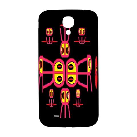 Alphabet Shirt R N R Samsung Galaxy S4 I9500/I9505  Hardshell Back Case