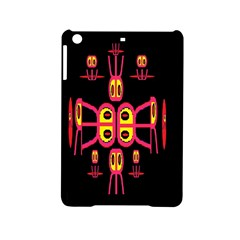 Alphabet Shirt R N R iPad Mini 2 Hardshell Cases