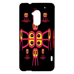 Alphabet Shirt R N R HTC One Max (T6) Hardshell Case