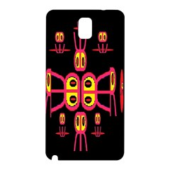 Alphabet Shirt R N R Samsung Galaxy Note 3 N9005 Hardshell Back Case