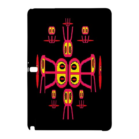 Alphabet Shirt R N R Samsung Galaxy Tab Pro 10.1 Hardshell Case