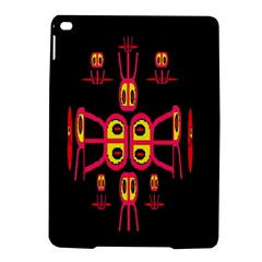 Alphabet Shirt R N R iPad Air 2 Hardshell Cases