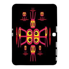 Alphabet Shirt R N R Samsung Galaxy Tab 4 (10 1 ) Hardshell Case