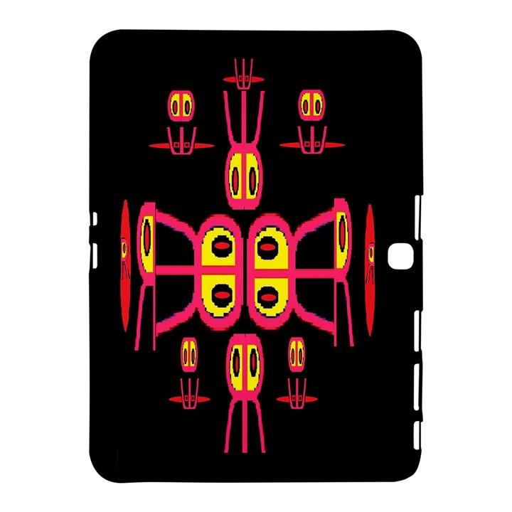 Alphabet Shirt R N R Samsung Galaxy Tab 4 (10.1 ) Hardshell Case