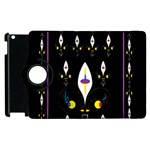 Clothing (25)gee8dvdynk,k;; Apple iPad 2 Flip 360 Case Front