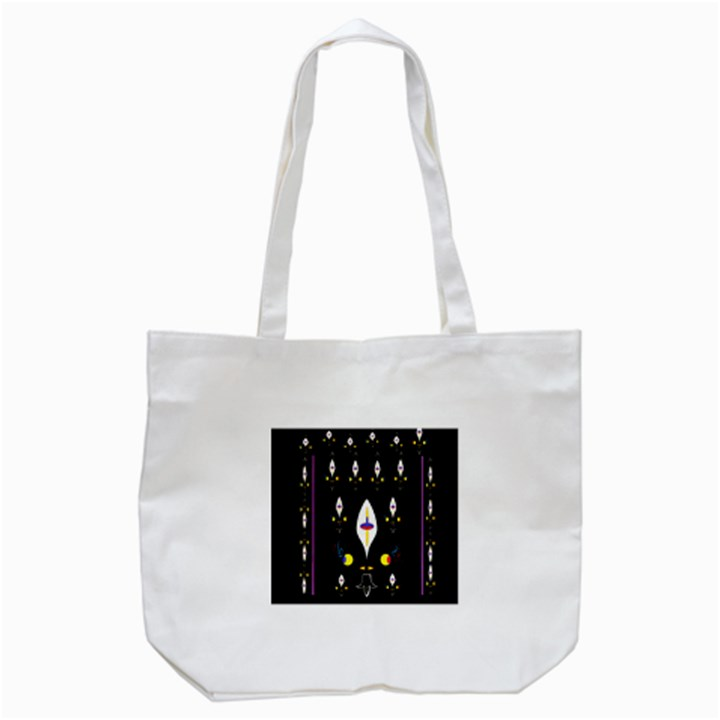 Clothing (25)gee8dvdynk,k;; Tote Bag (White)