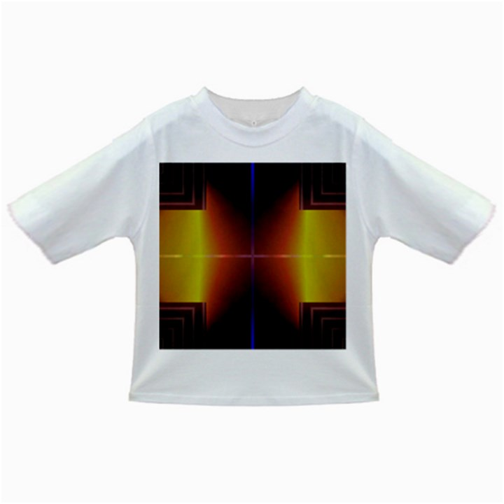Abstract Painting Infant/Toddler T-Shirts