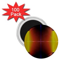Abstract Painting 1.75  Magnets (100 pack)