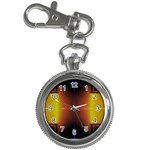 Abstract Painting Key Chain Watches Front