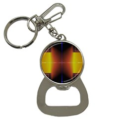 Abstract Painting Bottle Opener Key Chains
