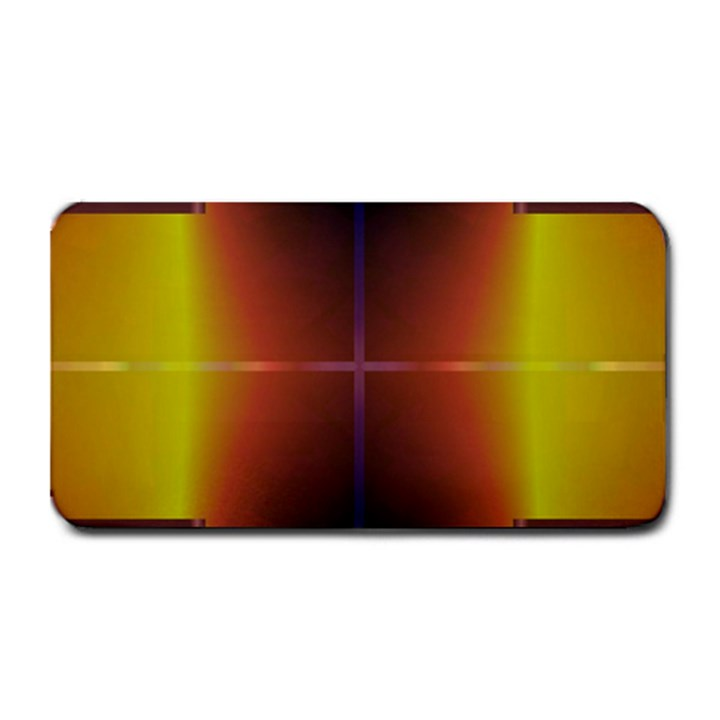 Abstract Painting Medium Bar Mats