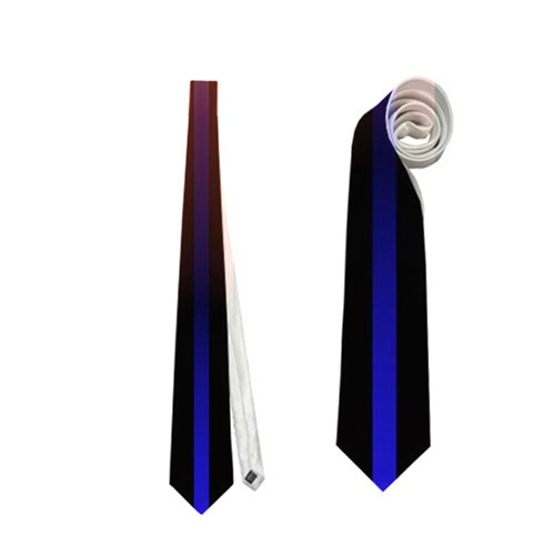 Abstract Painting Neckties (Two Side)