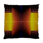 Abstract Painting Standard Cushion Case (Two Sides) Back