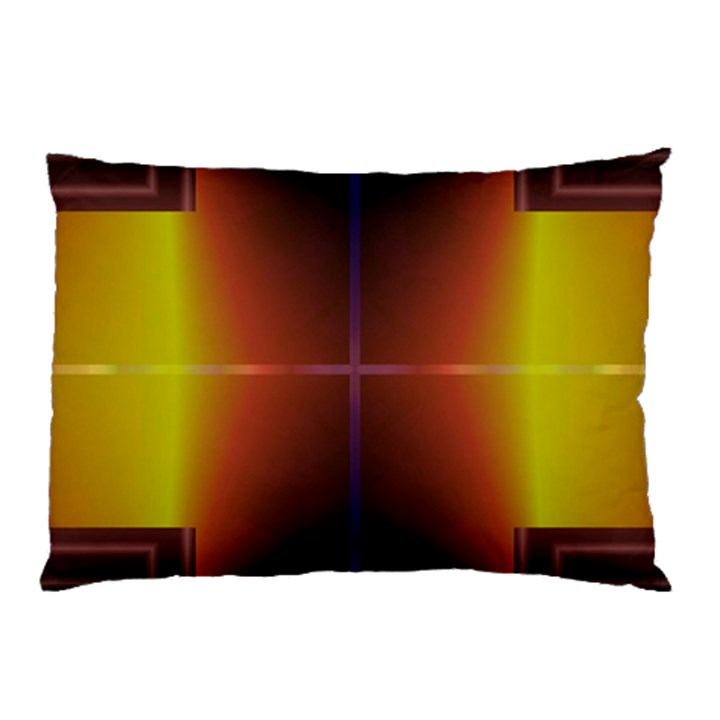 Abstract Painting Pillow Case