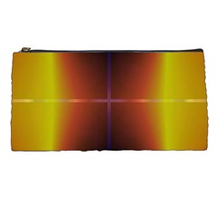 Abstract Painting Pencil Cases