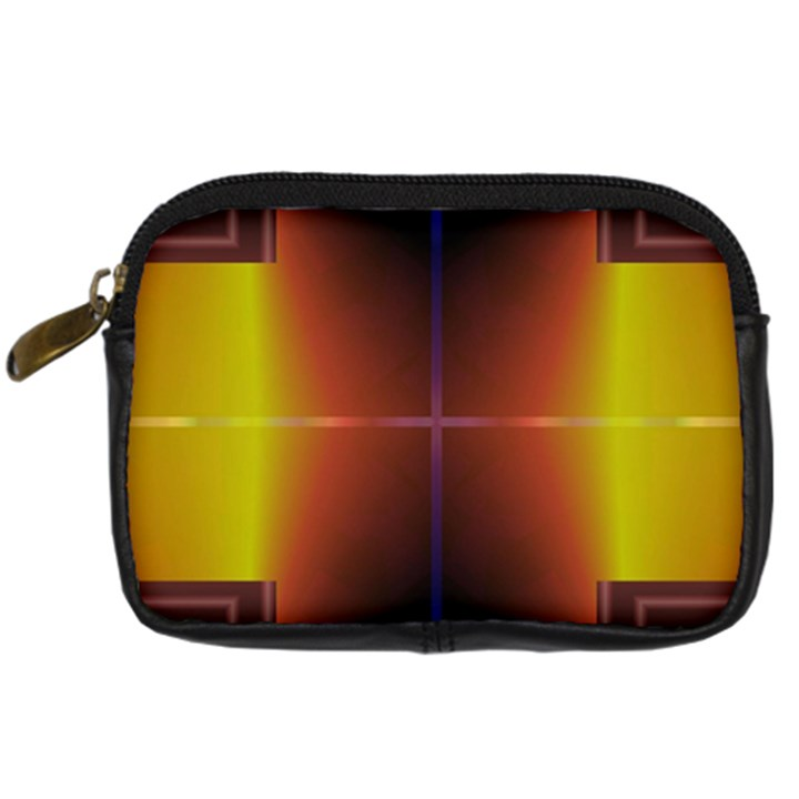 Abstract Painting Digital Camera Cases
