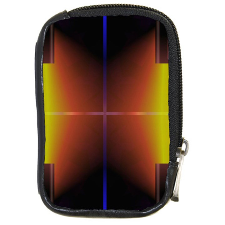 Abstract Painting Compact Camera Cases