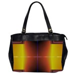 Abstract Painting Office Handbags (2 Sides)  Front