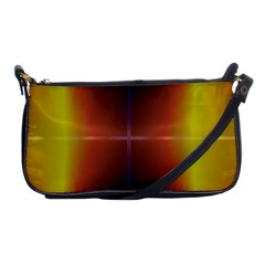 Abstract Painting Shoulder Clutch Bags
