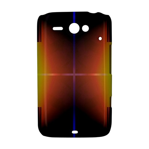 Abstract Painting HTC ChaCha / HTC Status Hardshell Case