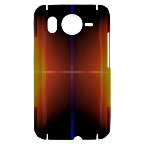 Abstract Painting HTC Desire HD Hardshell Case