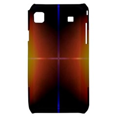 Abstract Painting Samsung Galaxy S i9000 Hardshell Case