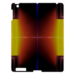 Abstract Painting Apple iPad 3/4 Hardshell Case