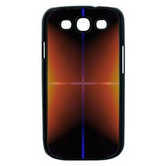 Abstract Painting Samsung Galaxy S III Case (Black)