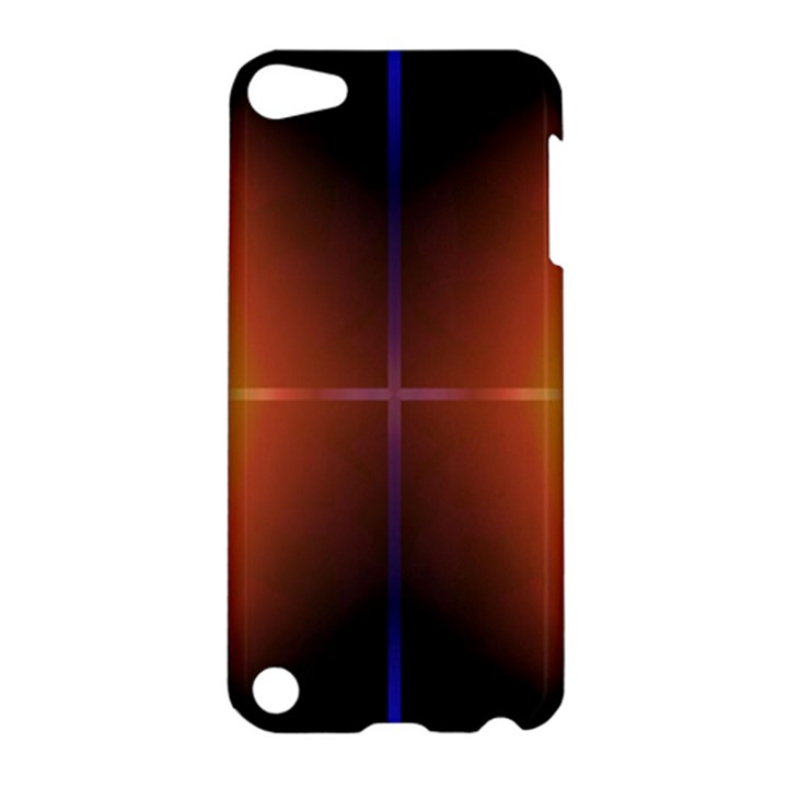 Abstract Painting Apple iPod Touch 5 Hardshell Case