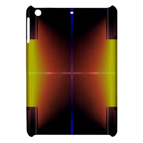 Abstract Painting Apple iPad Mini Hardshell Case