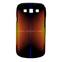 Abstract Painting Samsung Galaxy S III Classic Hardshell Case (PC+Silicone)