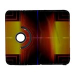 Abstract Painting Samsung Galaxy S  III Flip 360 Case Front