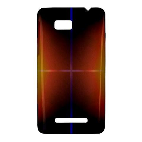 Abstract Painting HTC One SU T528W Hardshell Case
