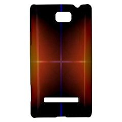 Abstract Painting HTC 8S Hardshell Case
