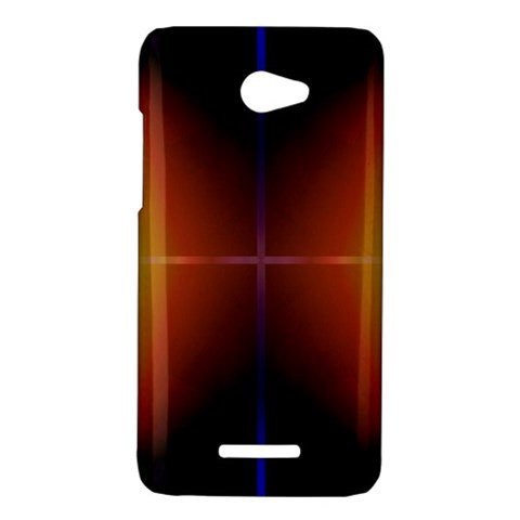 Abstract Painting HTC Butterfly X920E Hardshell Case