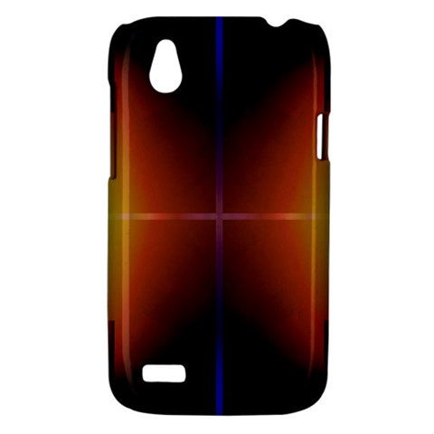 Abstract Painting HTC Desire V (T328W) Hardshell Case
