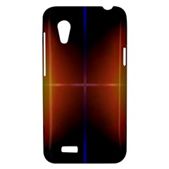 Abstract Painting HTC Desire VT (T328T) Hardshell Case