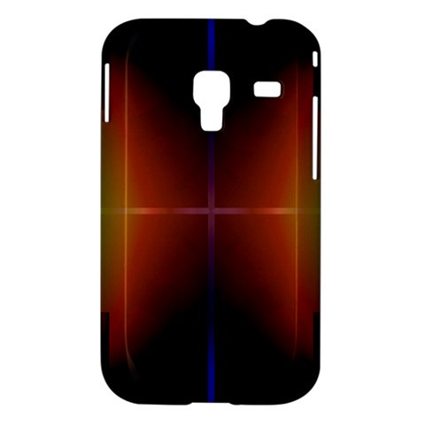 Abstract Painting Samsung Galaxy Ace Plus S7500 Hardshell Case
