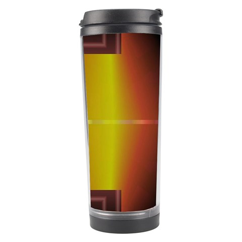 Abstract Painting Travel Tumbler