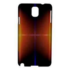 Abstract Painting Samsung Galaxy Note 3 N9005 Hardshell Case
