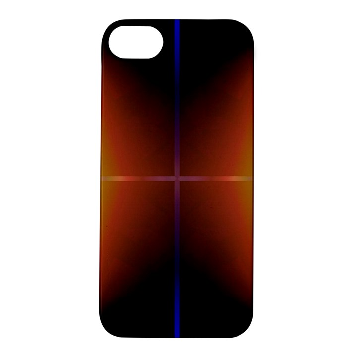 Abstract Painting Apple iPhone 5S/ SE Hardshell Case