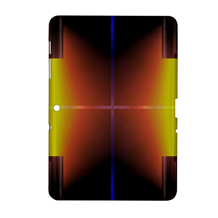 Abstract Painting Samsung Galaxy Tab 2 (10.1 ) P5100 Hardshell Case