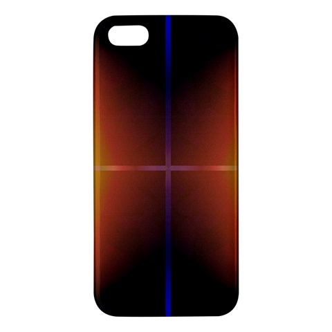 Abstract Painting iPhone 5S/ SE Premium Hardshell Case
