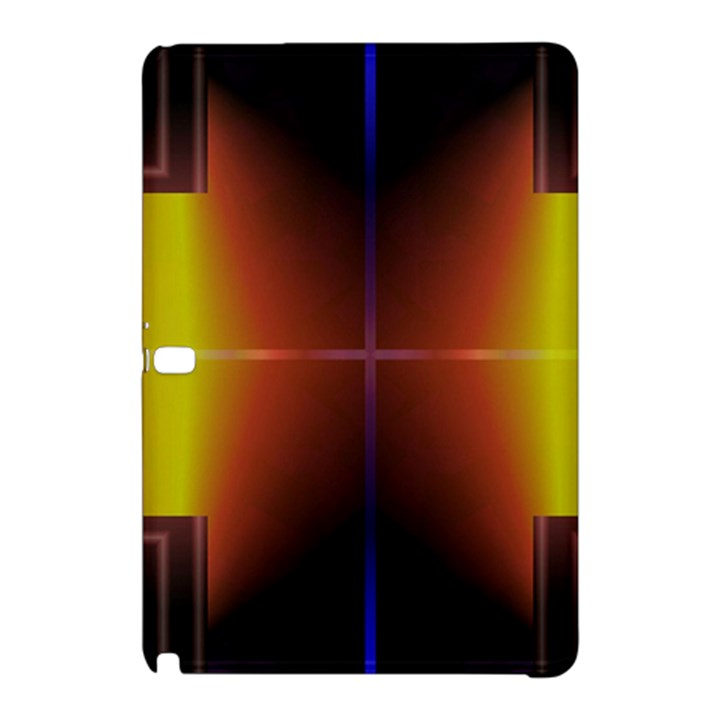 Abstract Painting Samsung Galaxy Tab Pro 12.2 Hardshell Case