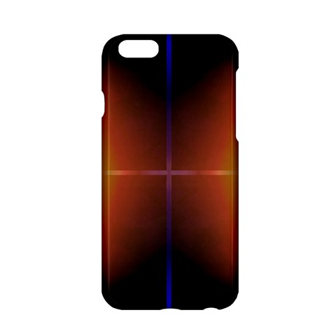 Abstract Painting Apple iPhone 6/6S Hardshell Case